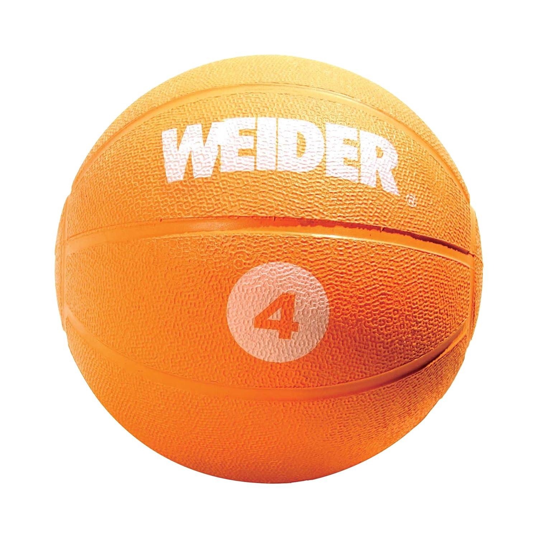 Weider balón Medicinal 2 kg: Amazon.es: Deportes y aire libre