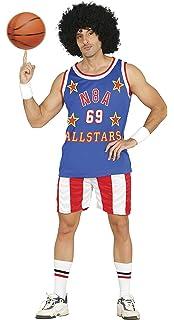 Guirca Disfraz Adulto Jugador de Baloncesto, Talla 52-54 (80811.0)