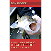A Walleye Fishing Cheat Sheet For Lakes & Rivers