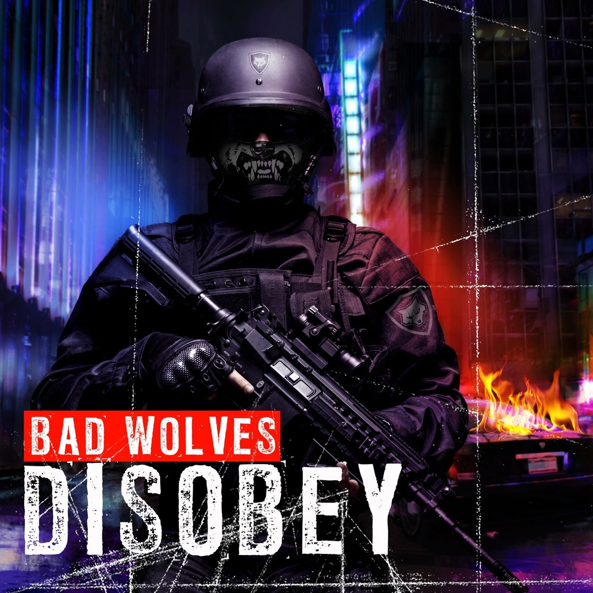 Vinilo : Bad Wolves - Disobey (LP Vinyl)