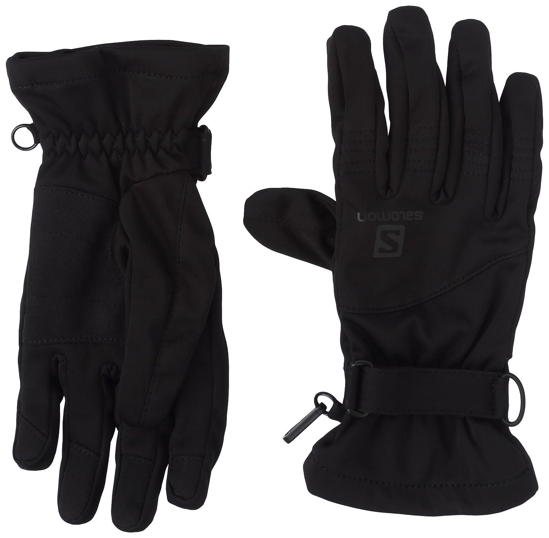 Salomon Hybrid U - Handschuhe für Herren, Farbe Schwarz, Größe XS