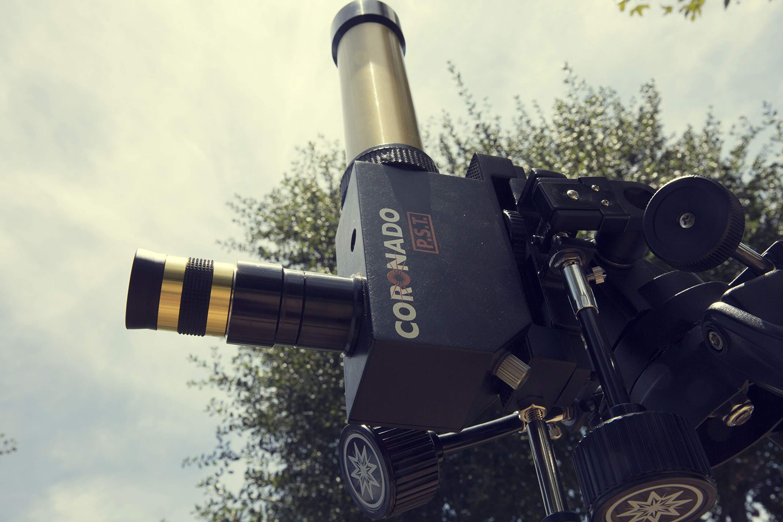 Meade Instruments 0.5PST Coronado H-Alpha Personal Solar Telescope (Black) by Meade Instruments