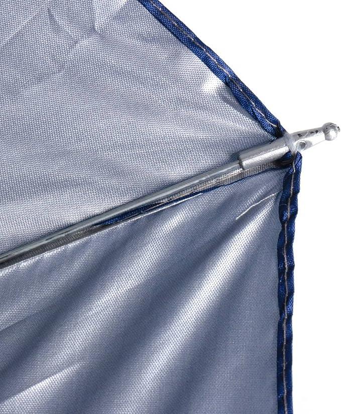 ELEGIANT Plegable sombrilla Paraguas Sombrero Lluvia Sombrero Sombrero Deportes Pesca Camping Gorro Tocado Color Azar