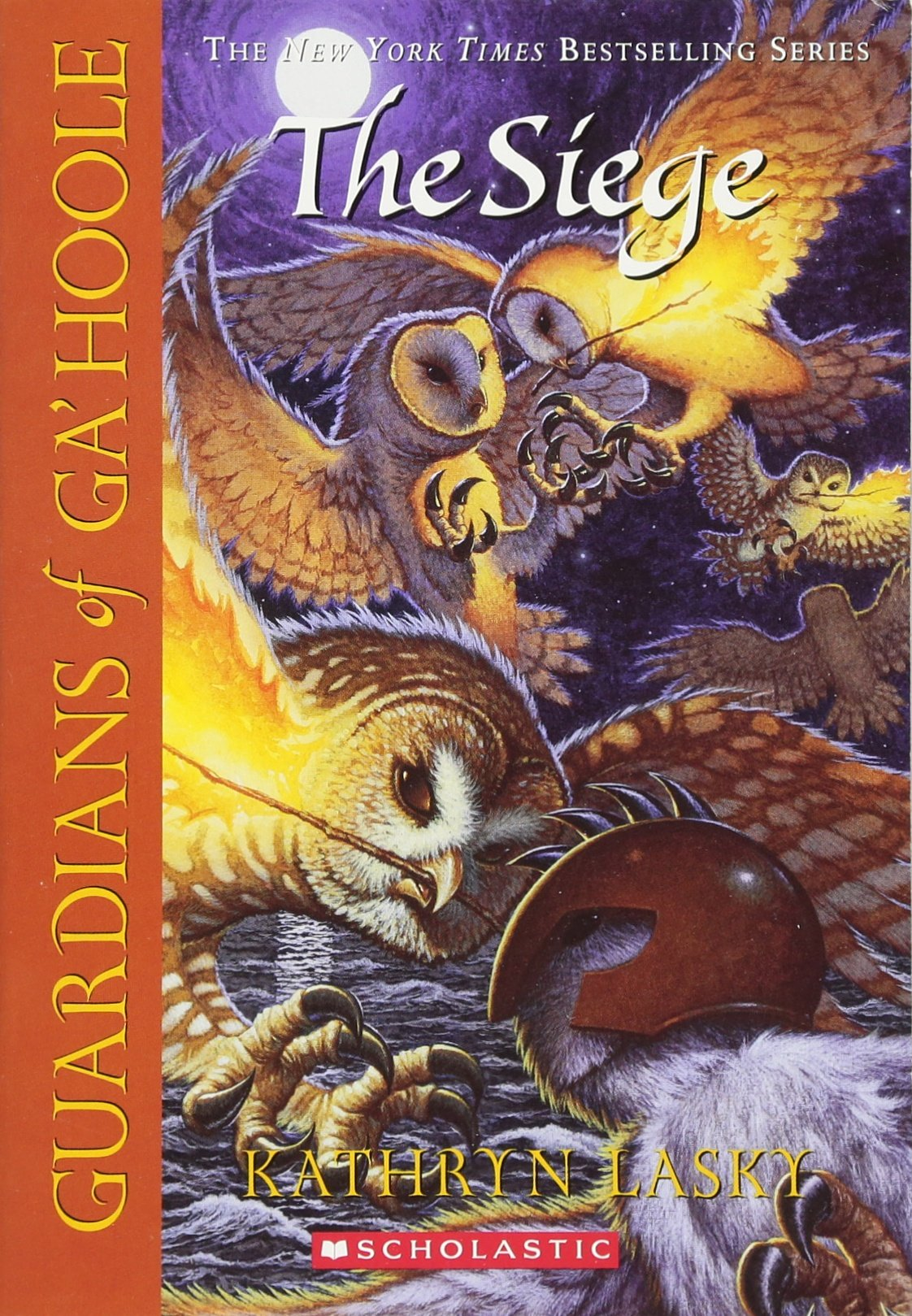 Download The Siege (Guardians of Ga'hoole, Book 4) pdf epub