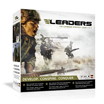 Mit Spannung die Welt erobern LEADERS - the Combined Strategy Game ...