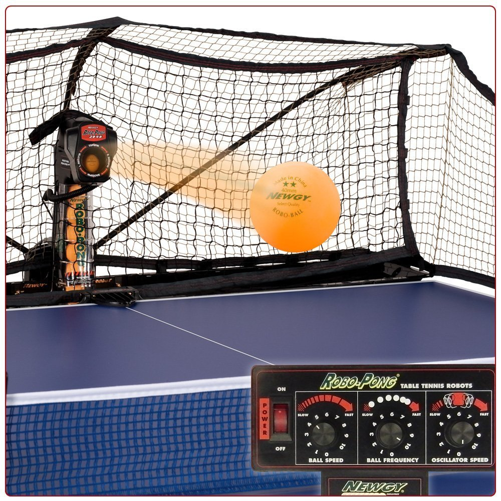 Newgy Robo-Pong 2040 Table Tennis Machine