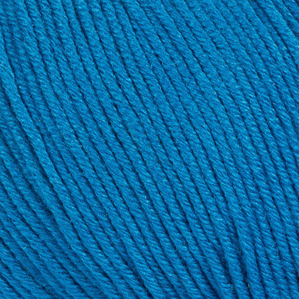 // 150 Yrds Gazzal Baby Cotton Each 1.76 Oz White - 3432 Total 8.8 Oz 5 Skein 60/% Cotton Fine Baby Yarn 50g 165m Soft Pack