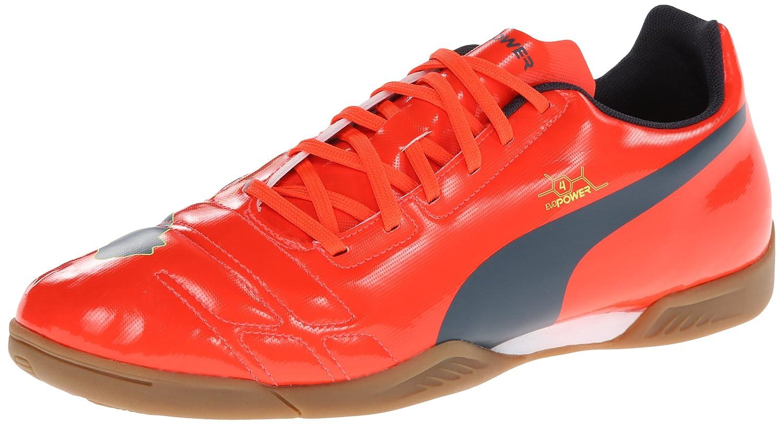 90ef6faeb Puma Men s Evopower 4 Indoor Soccer Shoe