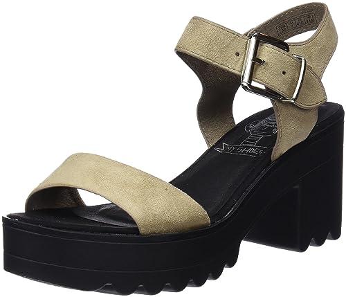 c7c298aee751 COOLWAY Women s Lana Platform Sandals