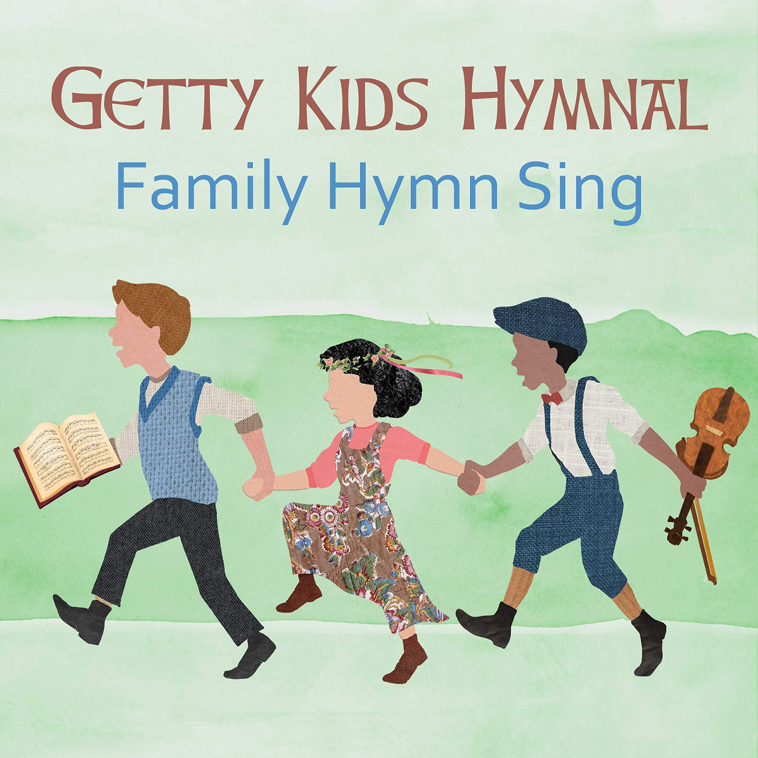 CD : Keith & Kristyn Getty - Getty Kids Hymnal: Family Hymn Sing (CD)