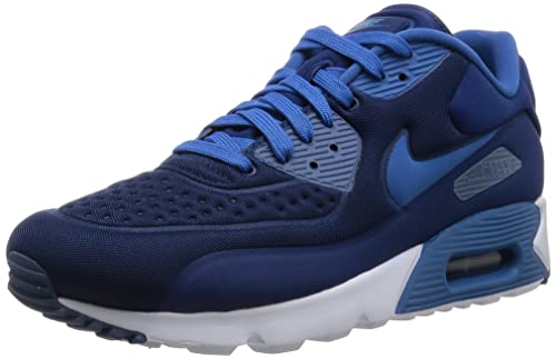 Nike Blue Shoes Air Max 90 Ultra Se (845039 400) 43