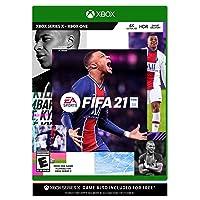 Deals on FIFA 21 Xbox One & Xbox Series X