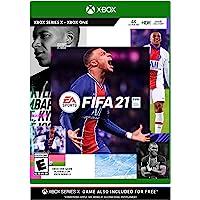 FIFA 21 – Xbox One & Xbox Series X - Standard Edition