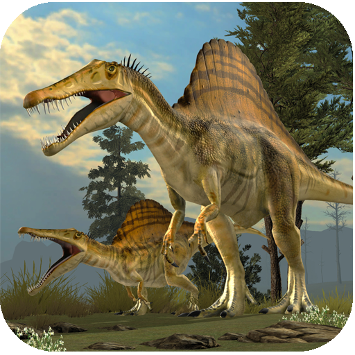 Clan of Spinosaurus - Games Spinosaurus