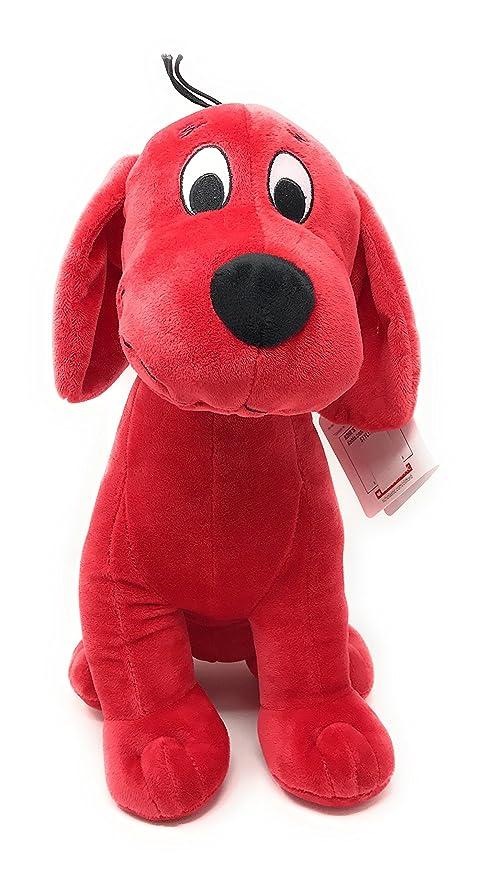 amazon com kohls clifford the big red dog plush 14 inches toys
