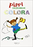 Pippi Calzelunghe colora