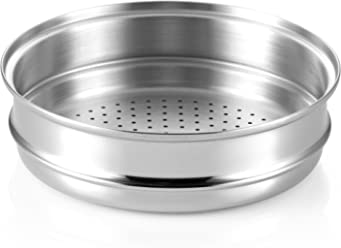 Happycall Stainless Steel Steamer, 8