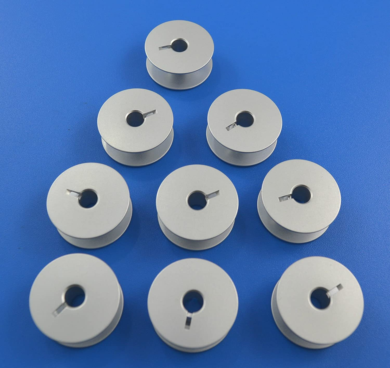 9 bobinas máquina de coser industrial ADLER Durkopp 291 N291 ...