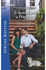 It Started with a Pregnancy (Furever Yours Book 2698) Kindle Edition