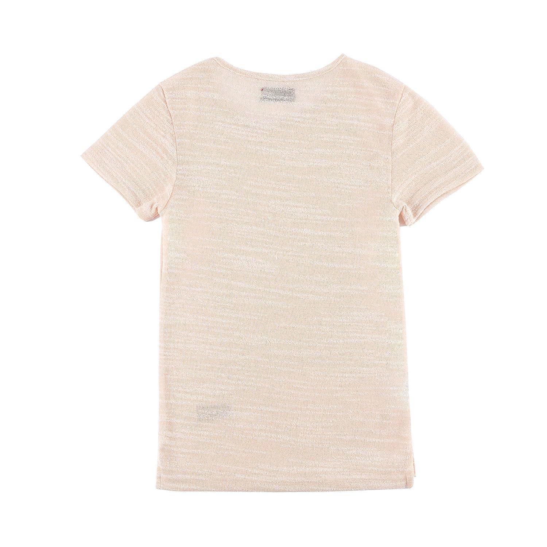 Haus of JR Mark Hi//Lo Short Sleeve Tee -Unisex Off White
