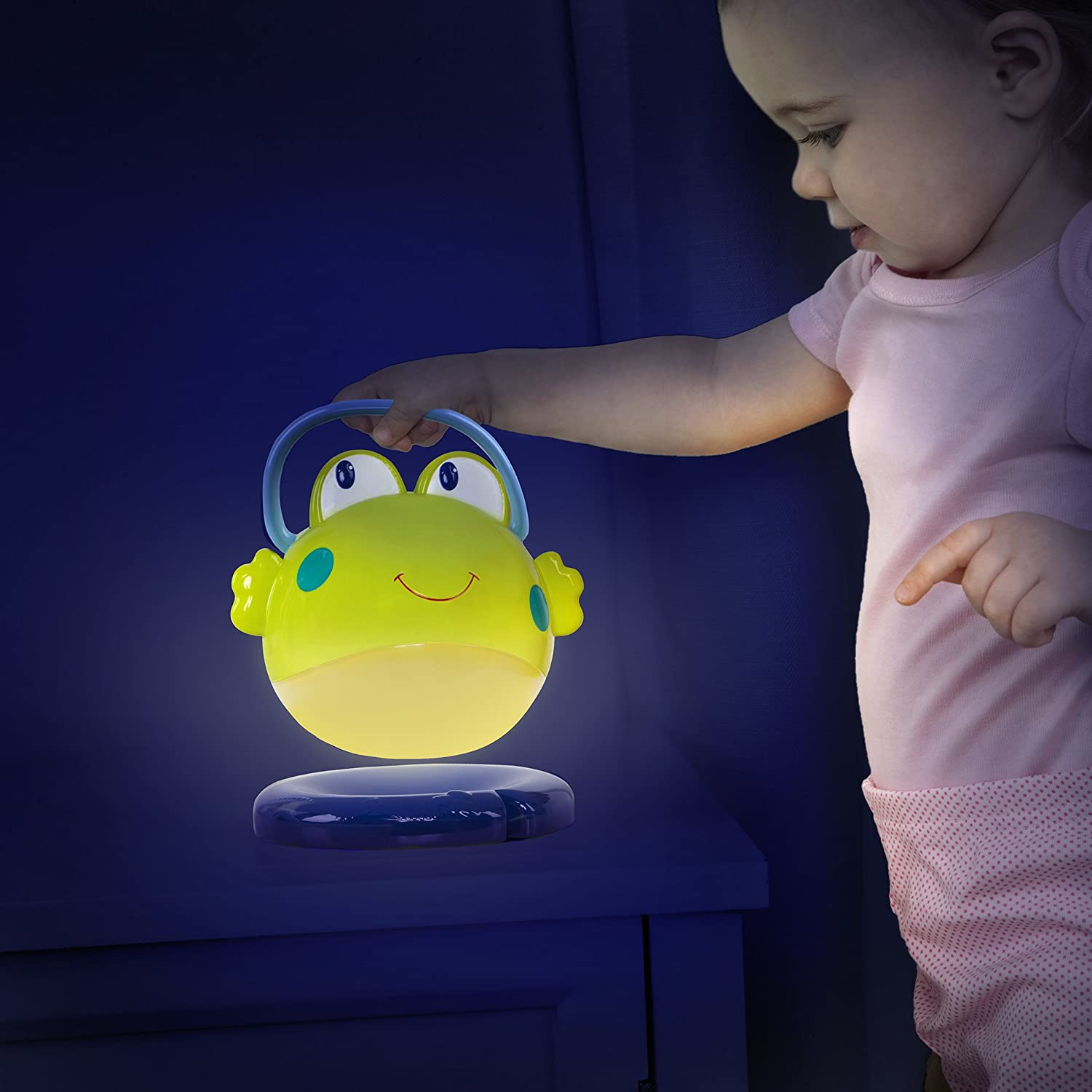 Amazon.com : Bright Starts Lilypad Lullaby 3-In-1 Projector ...