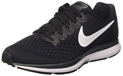 dee11040495ba Nike Men s Air Zoom Pegasus 34 Running Shoe Black (9)  Buy Online at ...