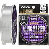 VARIVAS(バリバス) エステルライン アジングマスター 200m 0.4号 2.1lb クリア