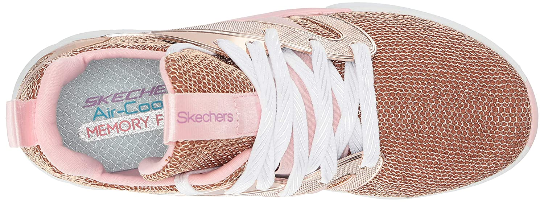 Skechers Kids Shine Status-Off The Chain Sneaker