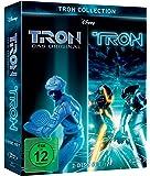 TRON + TRON LEGACY (Blu-Ray,2 Movies)