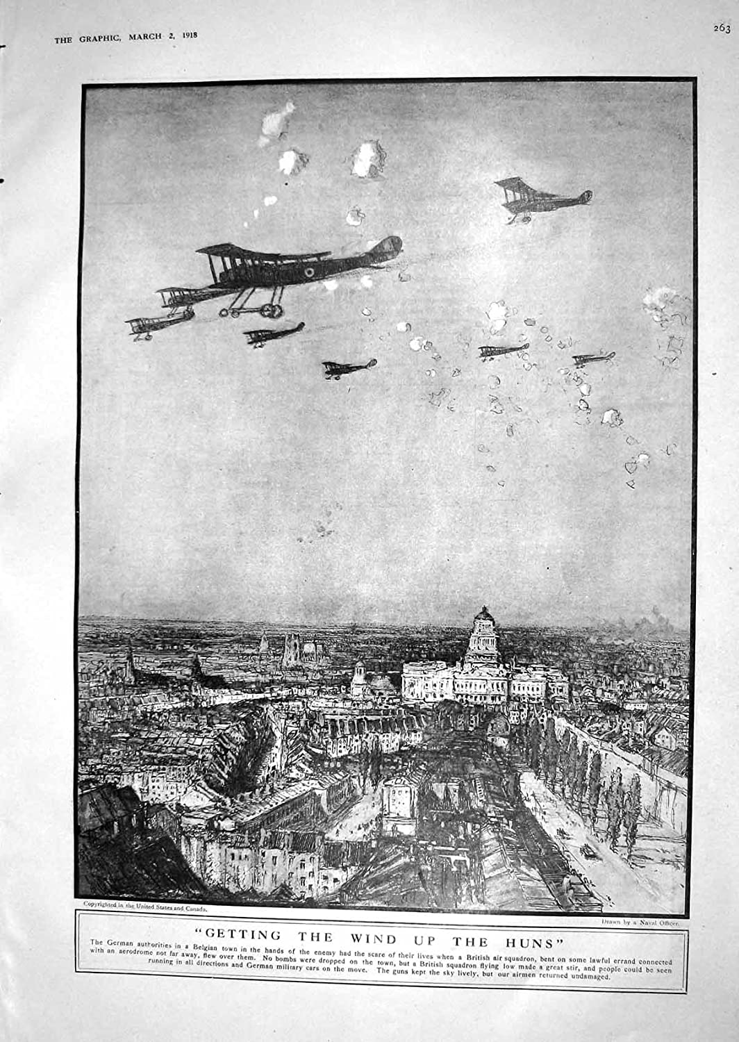 amazon com 1918 war german aeroplanes british air squadron war