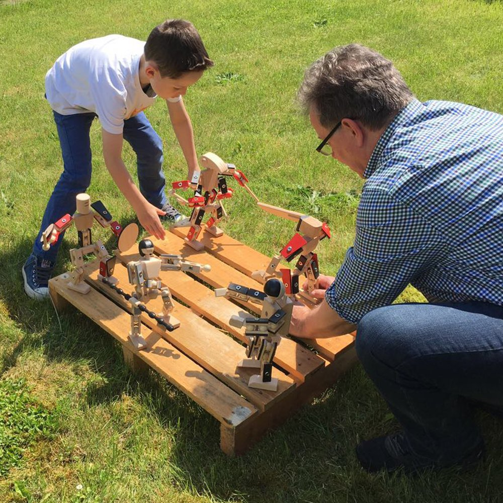 Rewoodo Holzspielzeug