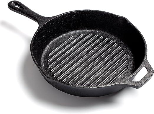 SARTÉN GRILL Las 7 sartenes grill mejor valoradas