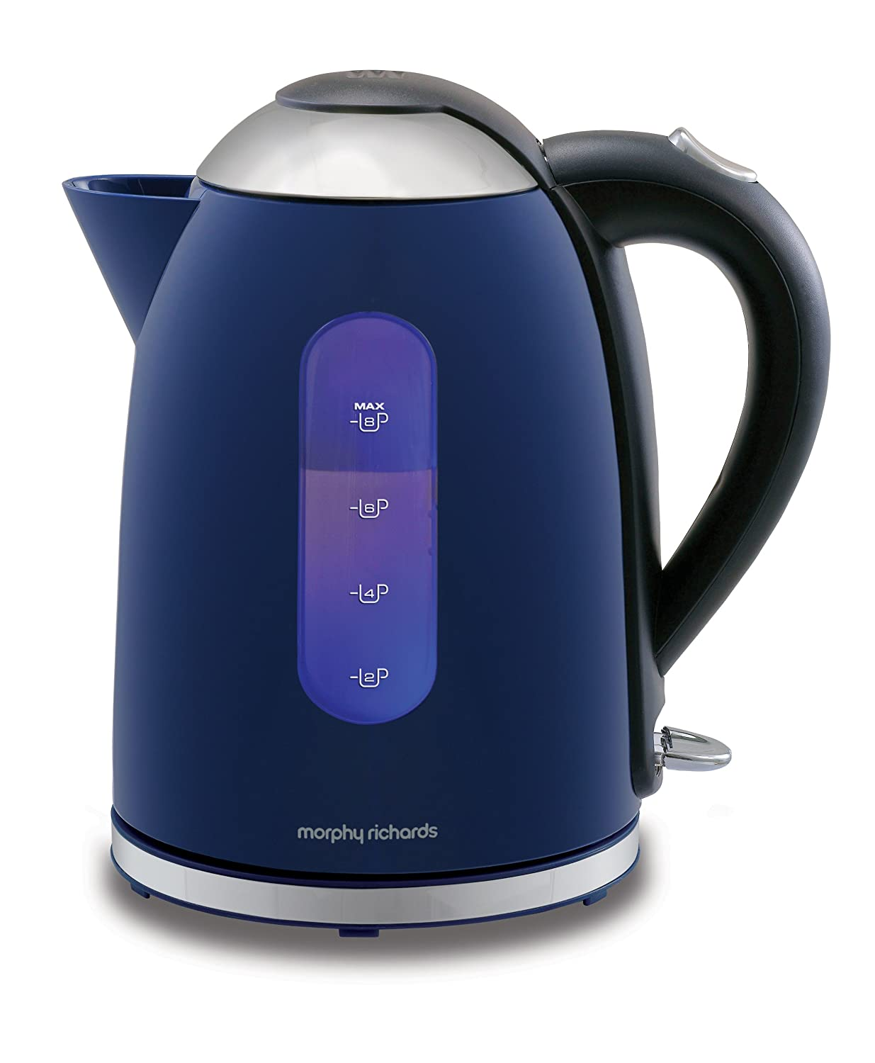 5l accents range only electricals co uk small kitchen appliances - Morphy Richards Accents 43170 Jug Kettle Blue Amazon Co Uk Kitchen Home