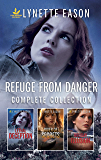 Refuge From Danger Complete Collection/Lethal Deception/River of Secrets/Holiday Illusion