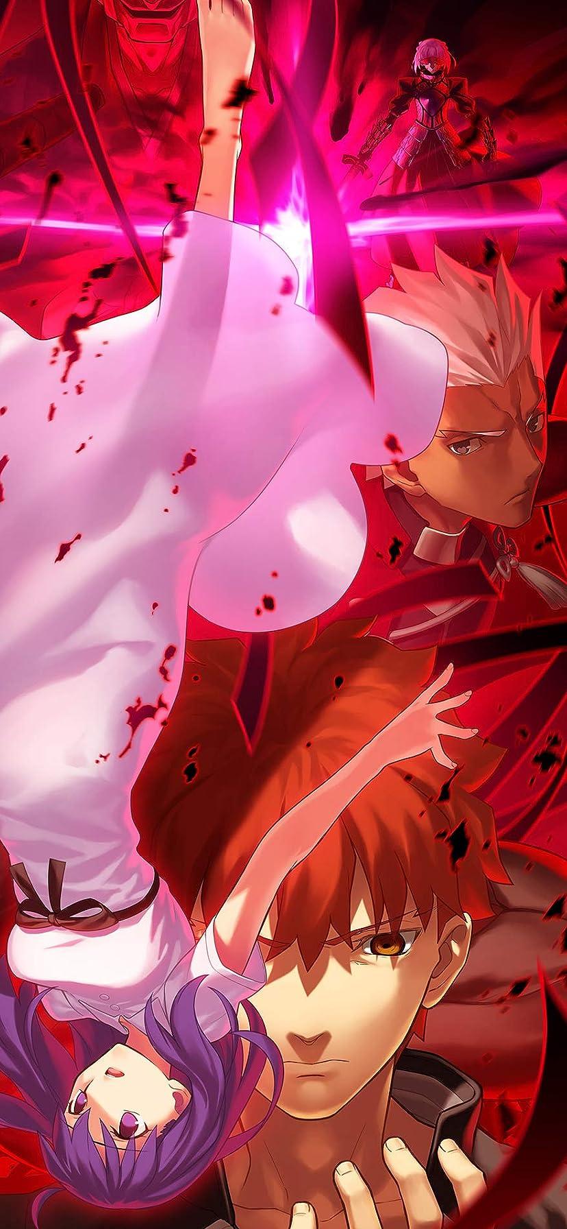 Fate Iphone 11 Pro Max Xr Xs Max 壁紙 衛宮士郎 間桐桜 アーチャー