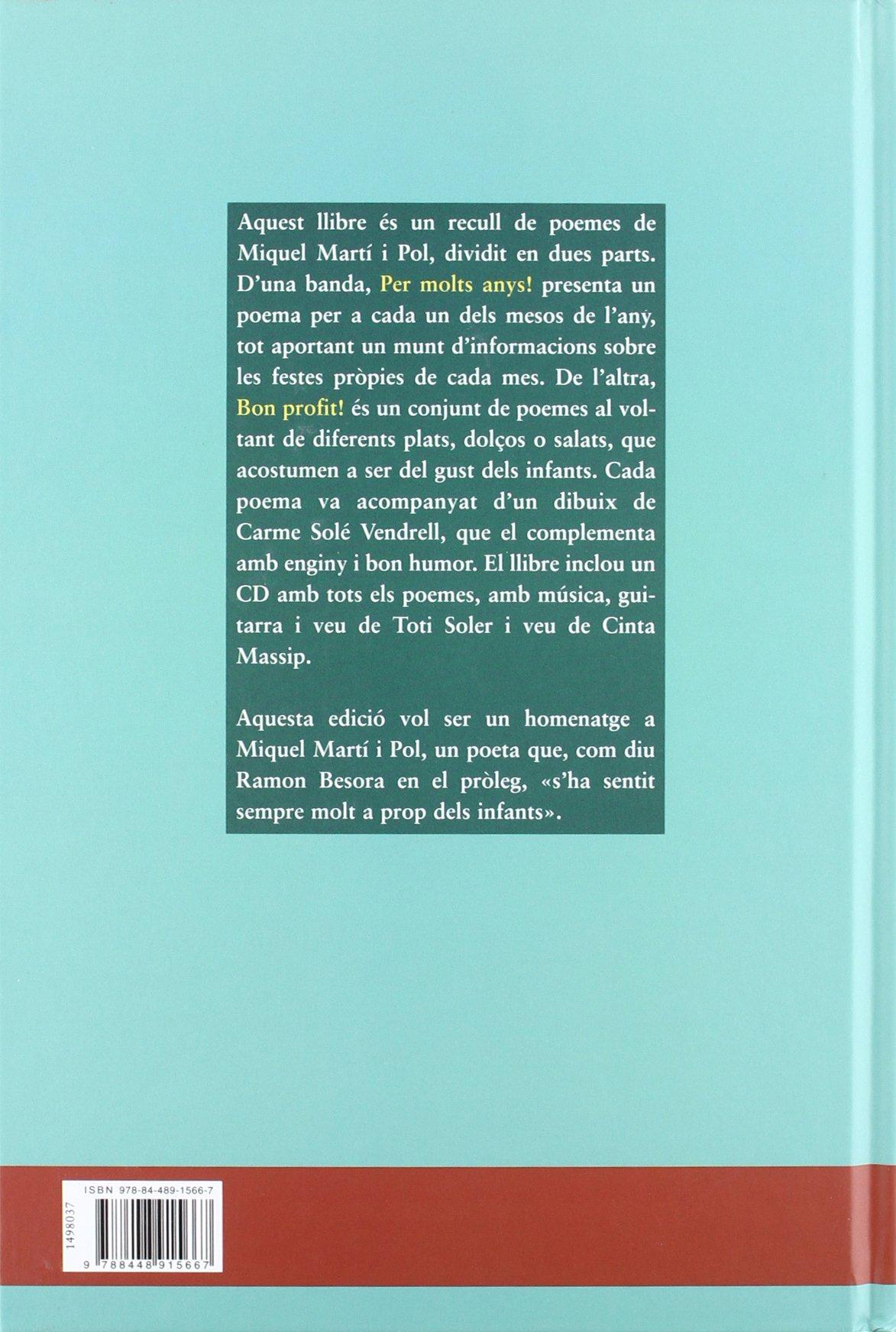 Per molts anys! Llibres Infantils I Juvenils - El Tresor De La ...