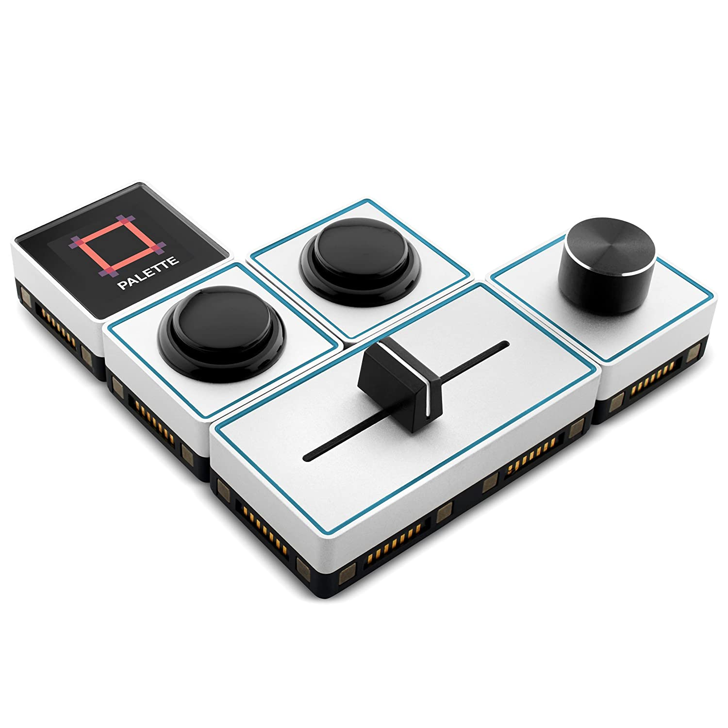Palette Starter Kit Customizable Controller for Photo Editing and Video  Editing with Adobe Lightroom Classic CC, Adobe Lightroom 6, Adobe Photoshop