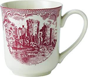 Johnson Brothers 2-42562-1153 Old Britain Castles Pink Mug, 10 ounce