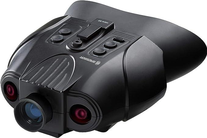 Bresser Digitales Nachtsichtgerät Binokular 3x Mit Kamera