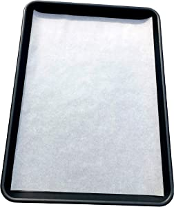 Parchment Paper 15x21 Inches Baking 100 Sheets | Worthy Liners Non-Stick Precut Baking Parchment, Perfect for baking cookies and cakes