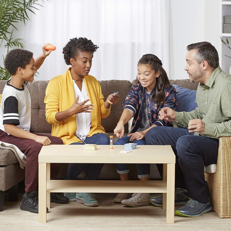 le jeu taboo enfant contre parents