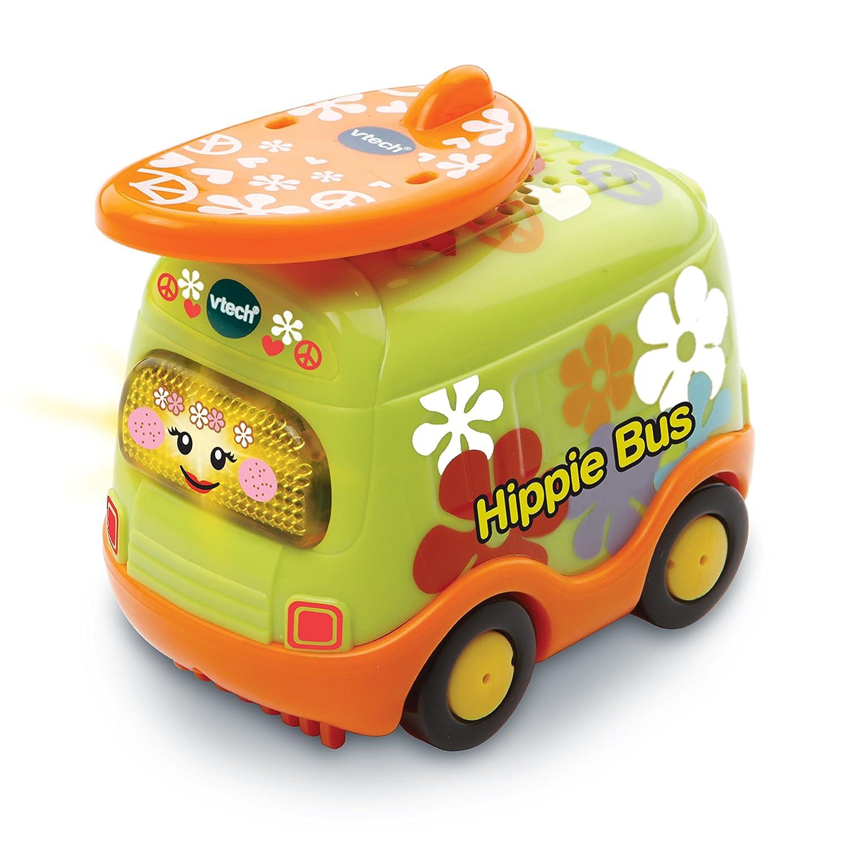 Vtech 80-164364 80-164364-Tut TUT Baby Flitzer-Special Edition Hippie Bus Bunt