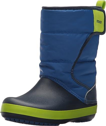 Crocs Kids' LodgePoint Snow Boot