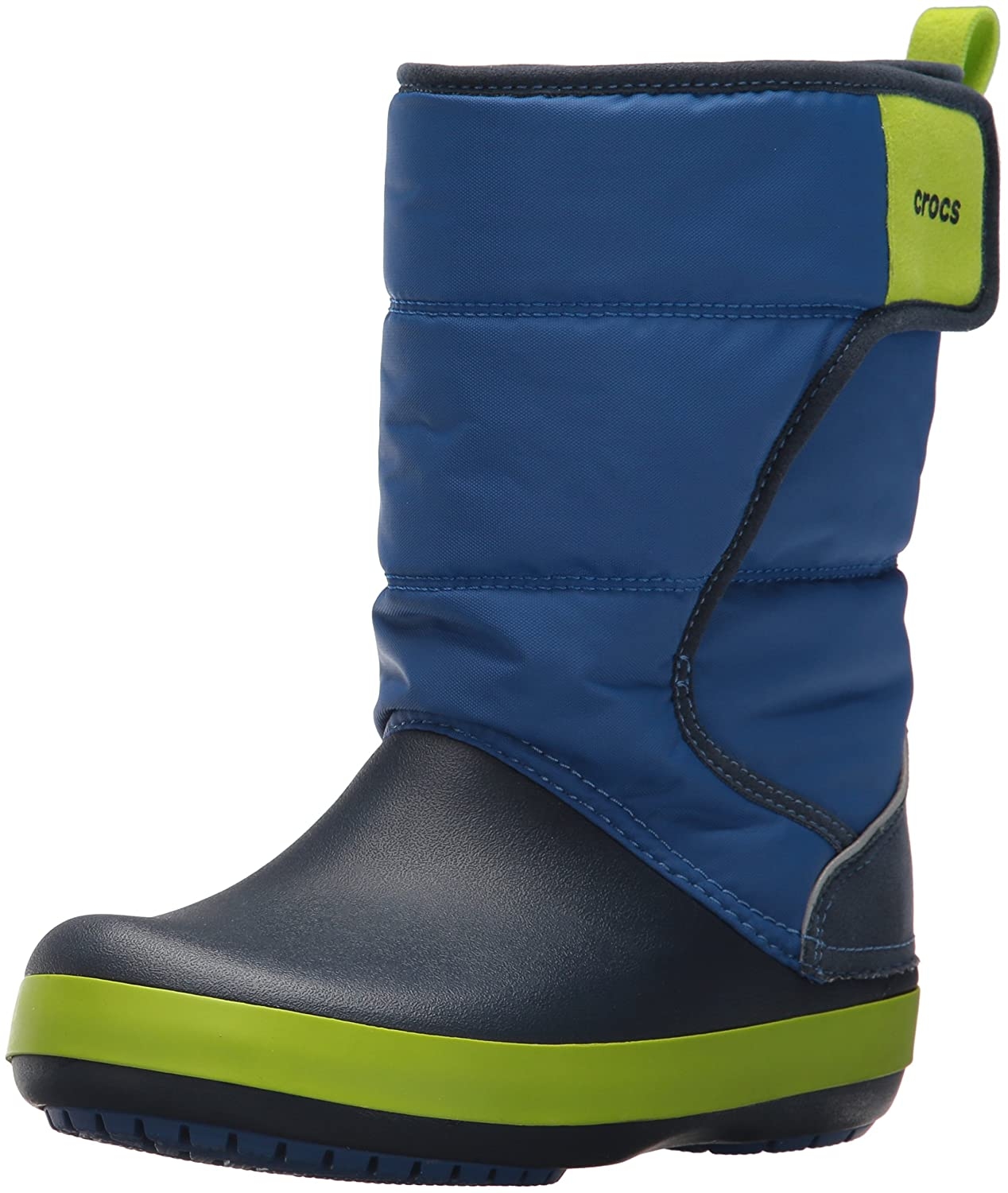 Crocs Kids' Boys & Girls LodgePoint Snow Boot