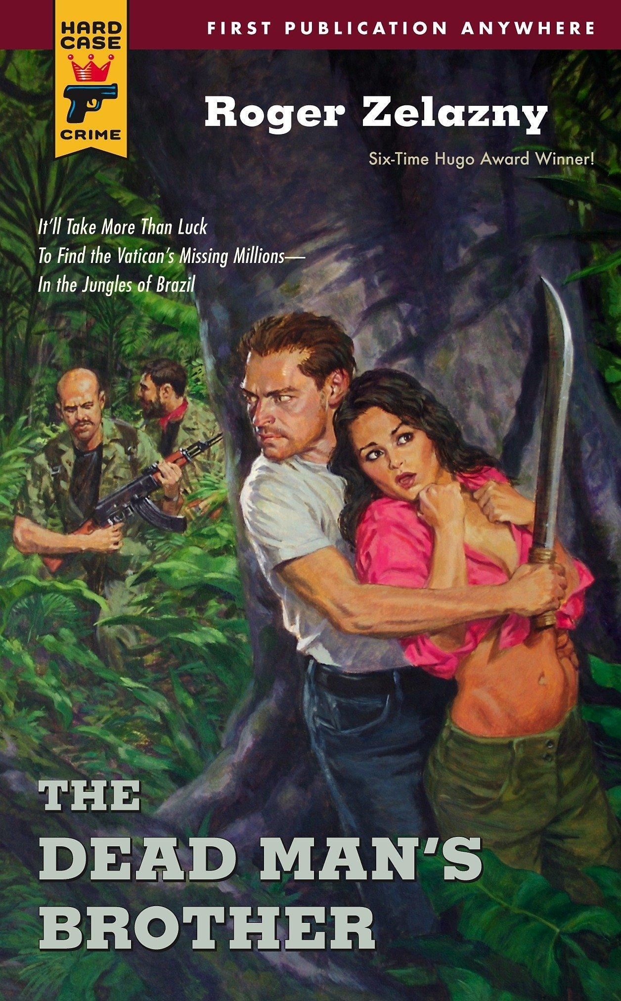 Download The Dead Man's Brother (Hard Case Crime Novels) PDF