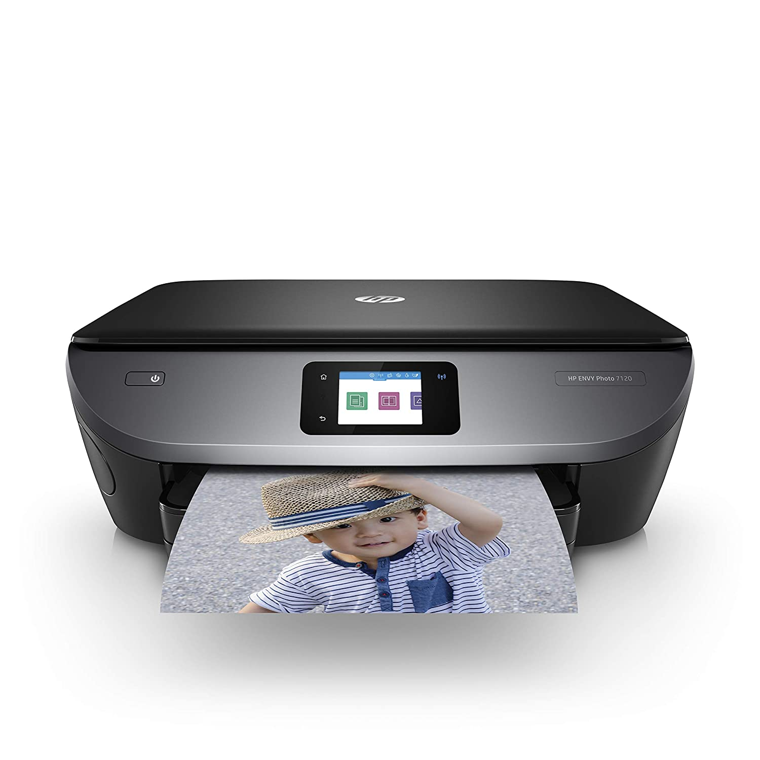 HP Envy Photo 7120 All in One Photo Printer with Wireless Printing, Instant  Ink Ready (Z3M37A)