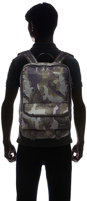 Diesel Mens Close Ranks F-Close Back Backpack