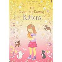 Little Sticker Dolly Dressing: Kittens