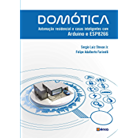 DOMÓTICA - Automação Residencial e Casas Inteligentes com Arduíno e ESP8266