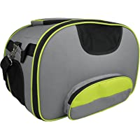 PetObedience Pet Carrier for Small to Medium Sized Pets 18 X 12 X 11 - Inch